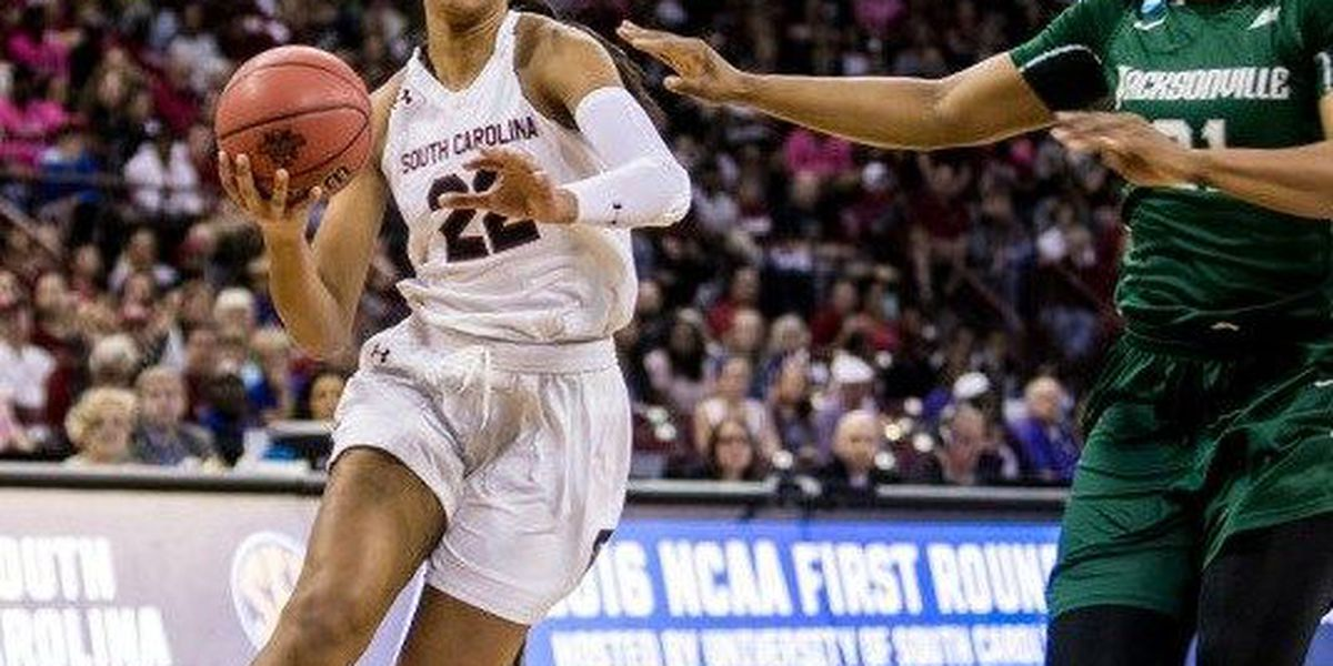USC's Wilson Named SEC Player of the Week