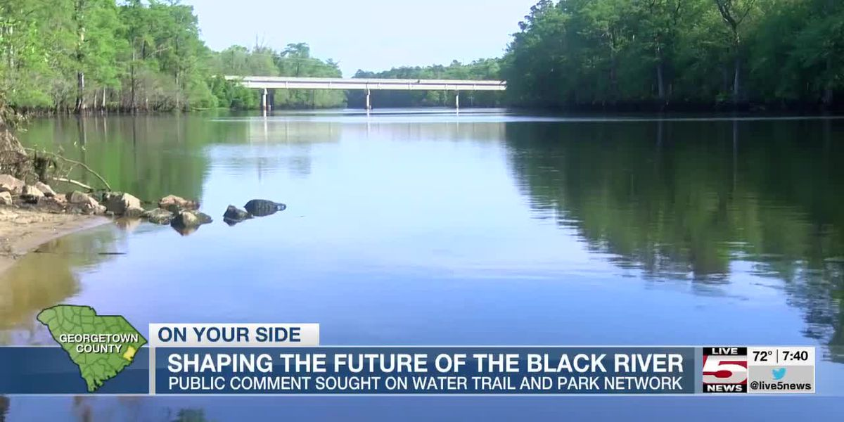 VIDEO: New state park plan includes water trail, access to Black River