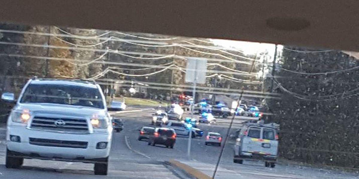 Motorcyclist killed in crash on Bacons Bridge Road