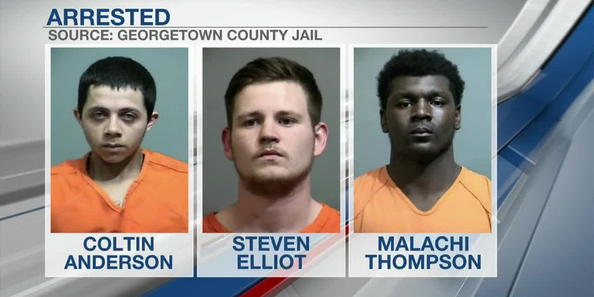 VIDEO: 3 charged in deadly Georgetown shooting