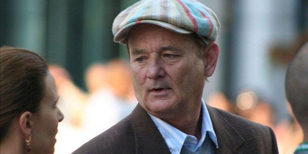 Bill Murray gives surprise bachelor party speech at downtown steakhouse