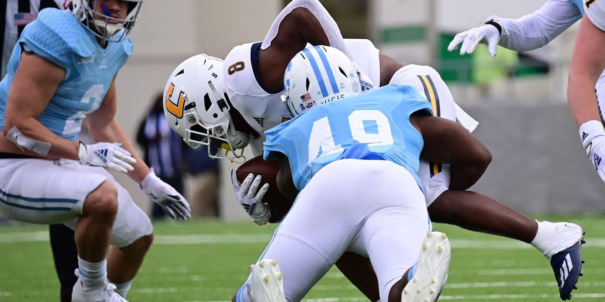 2-point PAT in OT gives Chattanooga 25-24 over The Citadel