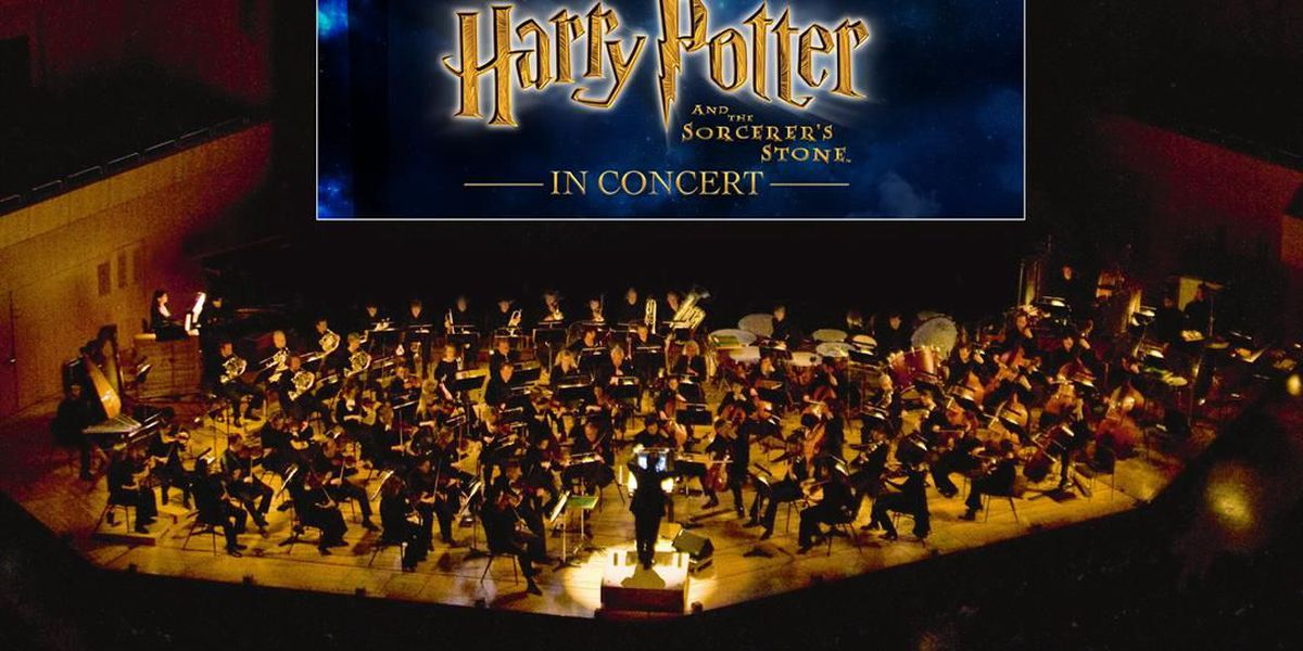 Charleston Symphony Orchestra will perform music from 'Harry Potter and the Sorcerer's Stone'