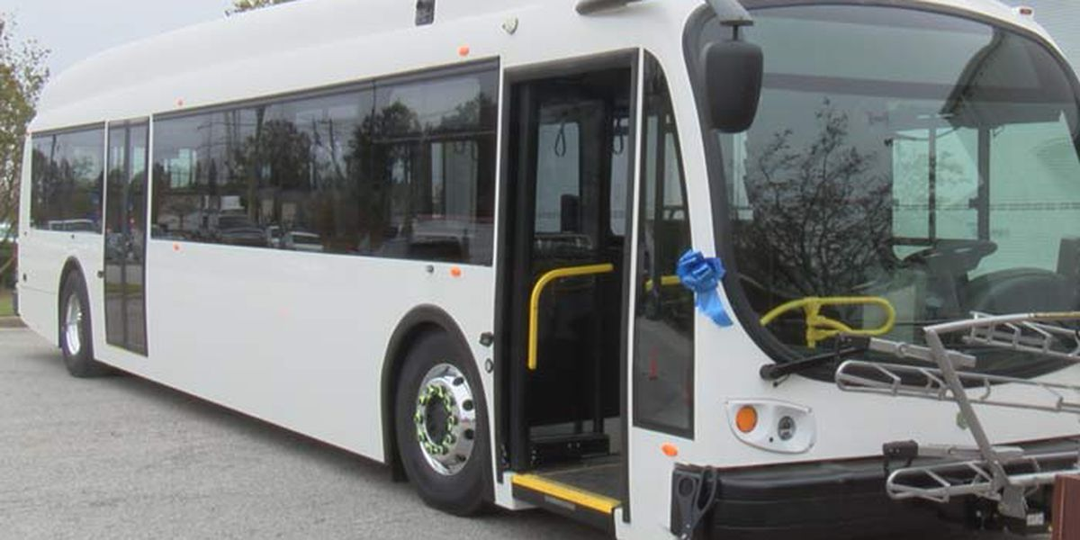 CARTA unveils new electric buses
