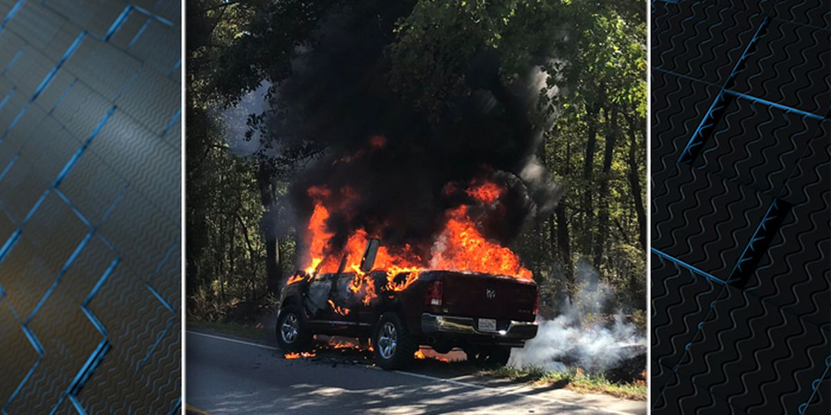 One lane reopened on Main Road on Johns Island following vehicle fire
