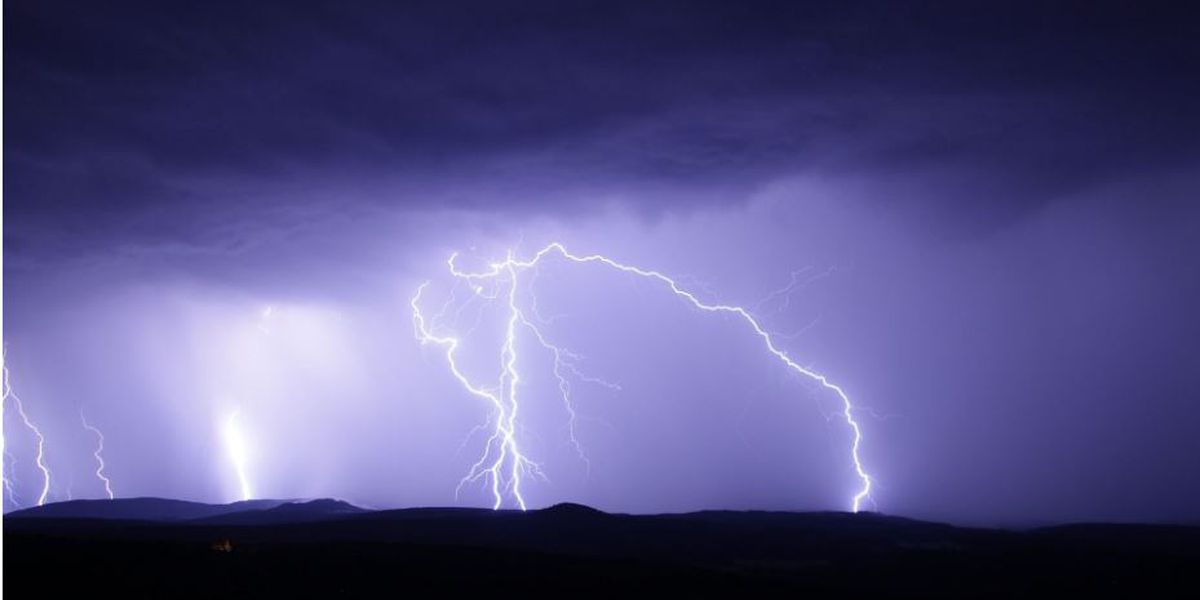 Person struck by lightning in Myrtle Beach area