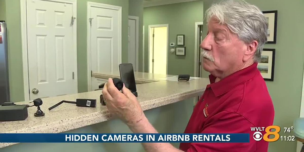 Here's how to sniff out spy cameras in Airbnbs