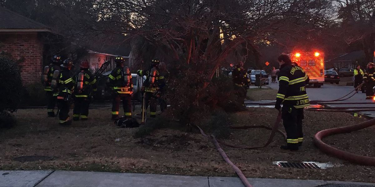 Firefighters: Vehicle fire in garage spread to home