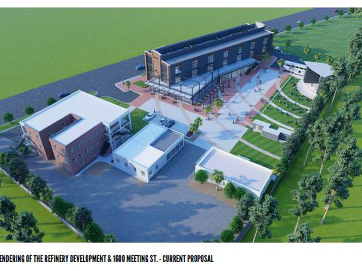 Review committee to discuss phase 2 construction of downtown development