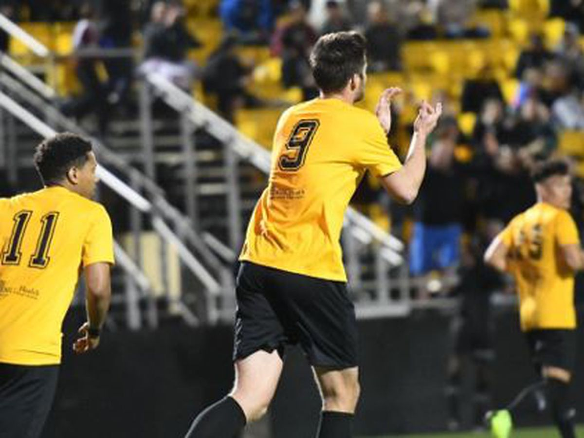 Charleston Battery, Columbus Crew Draw 1-1 Wednesday Night