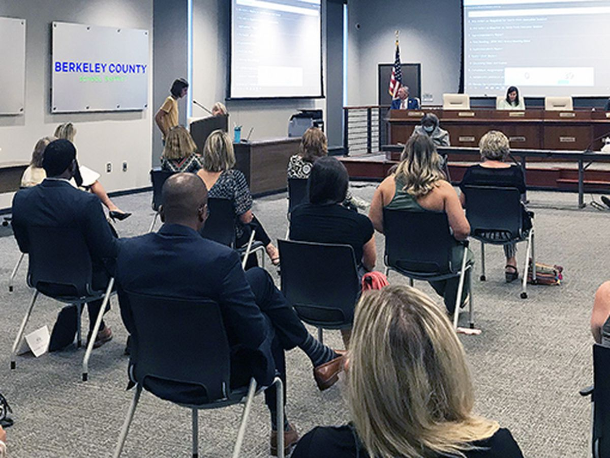 Parents in Berkeley County voice concerns after lottery system wait-listed 51 students