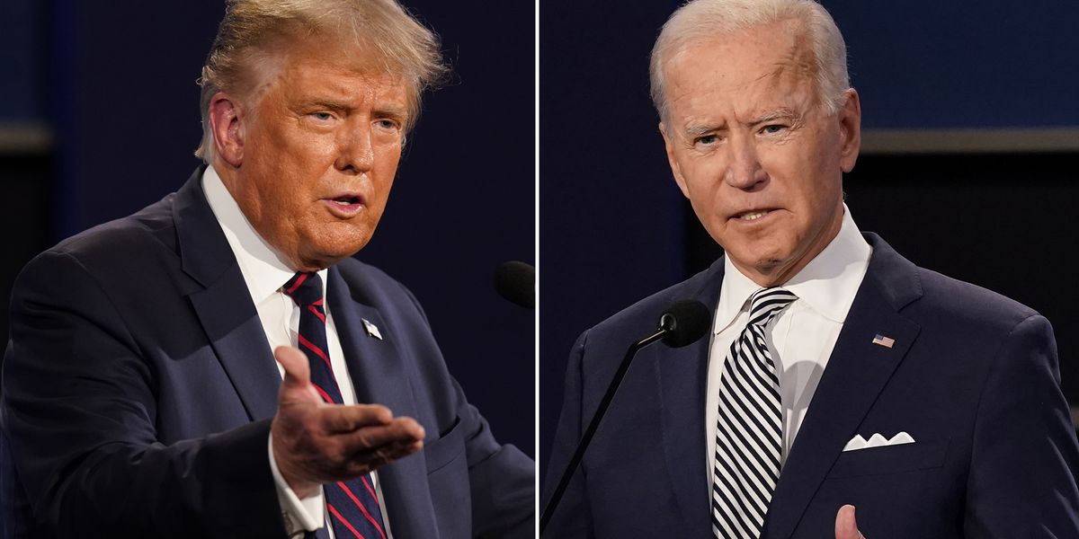 Biden goes on offense in Georgia while Trump targets Midwest