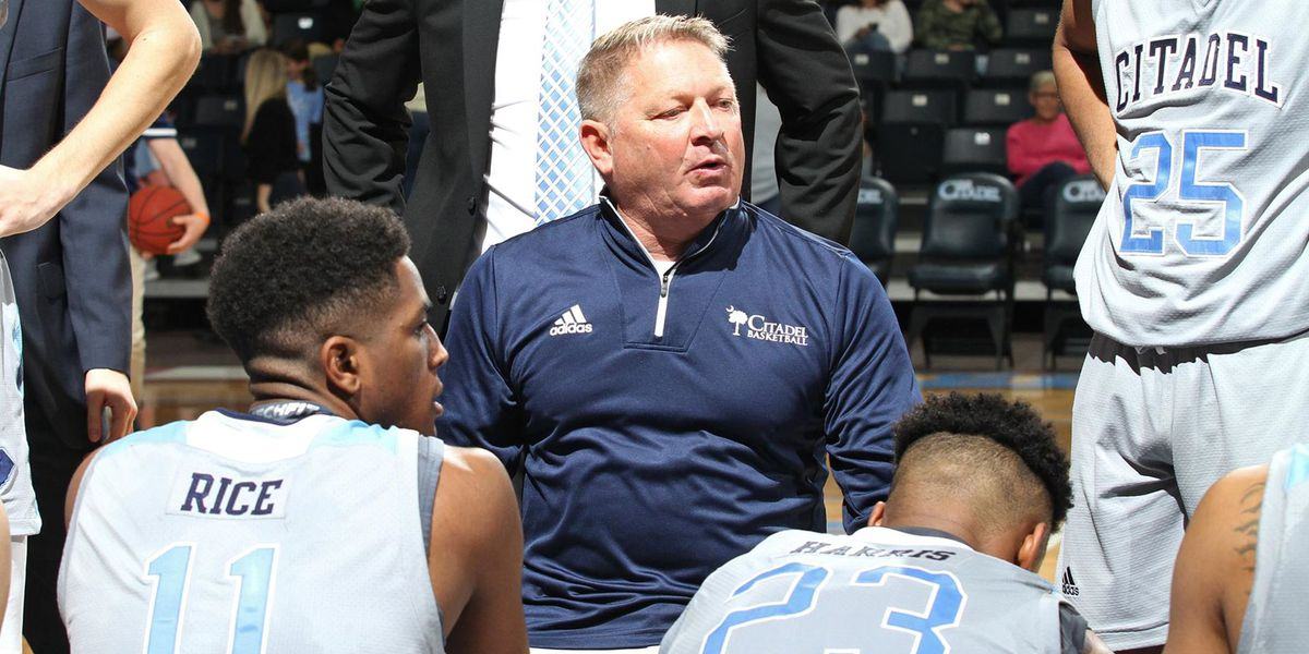 The Citadel Men's Basketball Announces Signing Class