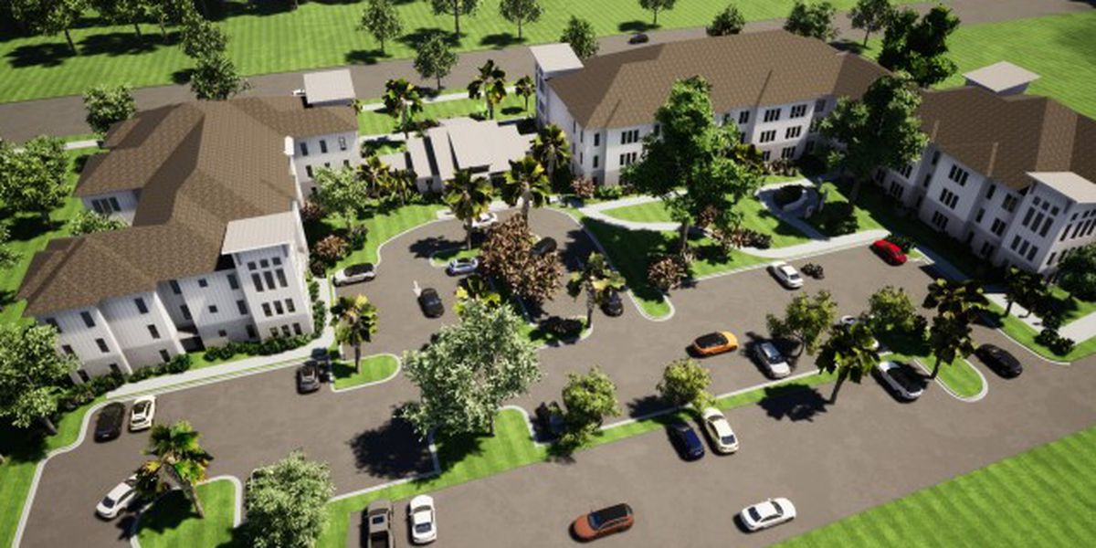 New affordable housing complex for seniors coming to Johns Island