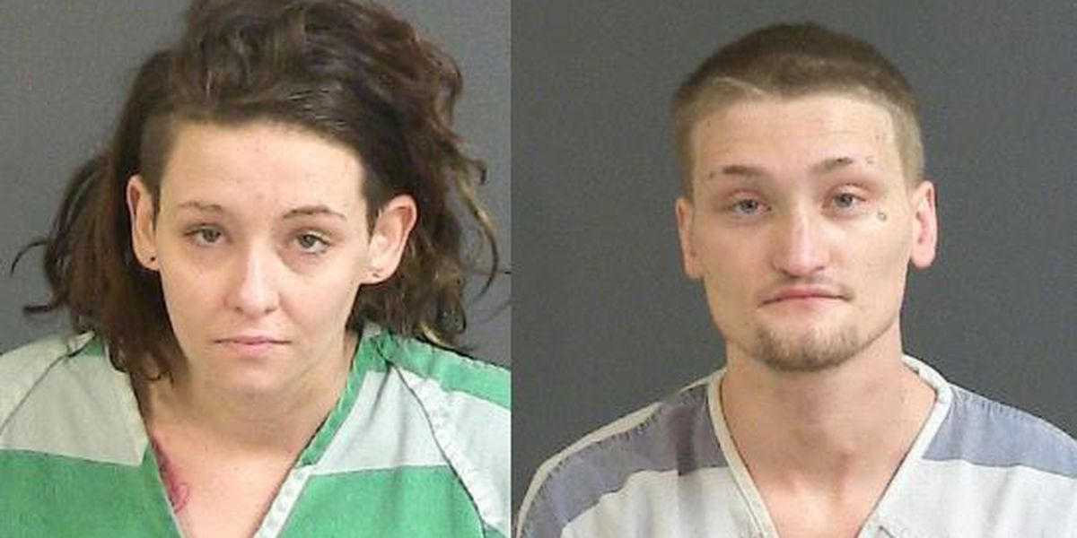 Bond set for two arrested after alleged armed robbery