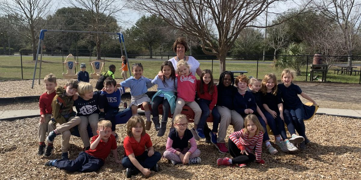 Classroom Champions: Kathryn McLendon wants basic supplies for James Island students