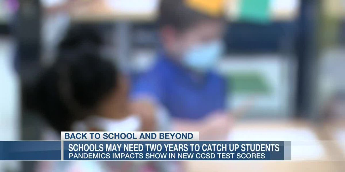 VIDEO: Charleston Co. schools may need 2 years to catch up students because of pandemic