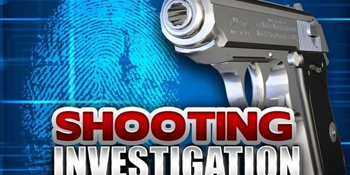 N. Charleston Police investigate shooting outside apartment