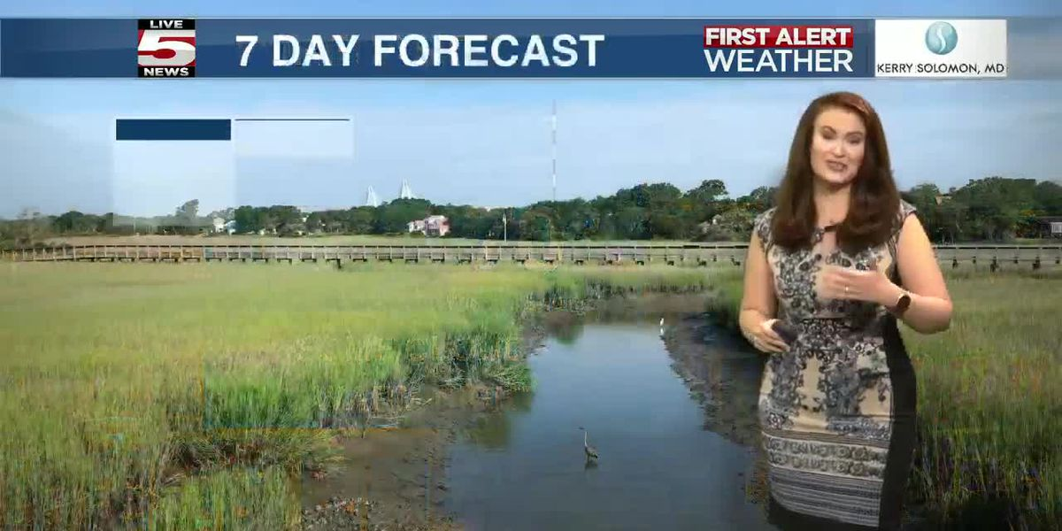 VIDEO: Your Wednesday forecast