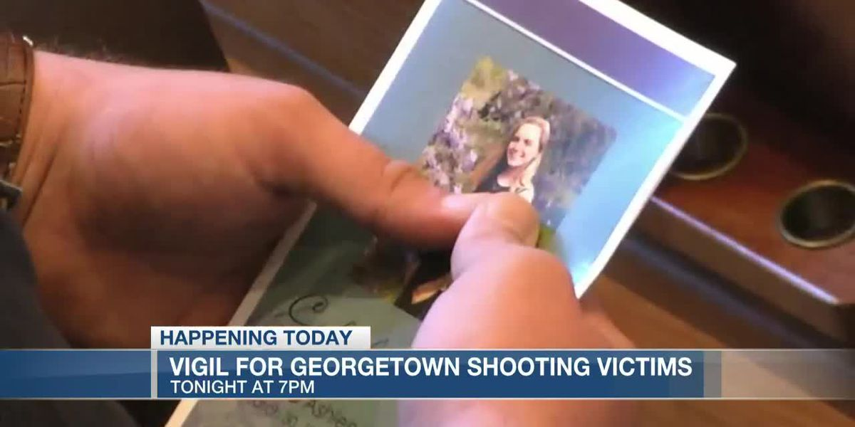 VIDEO: Community to remember father, stepdaughter shot to death after traffic accident