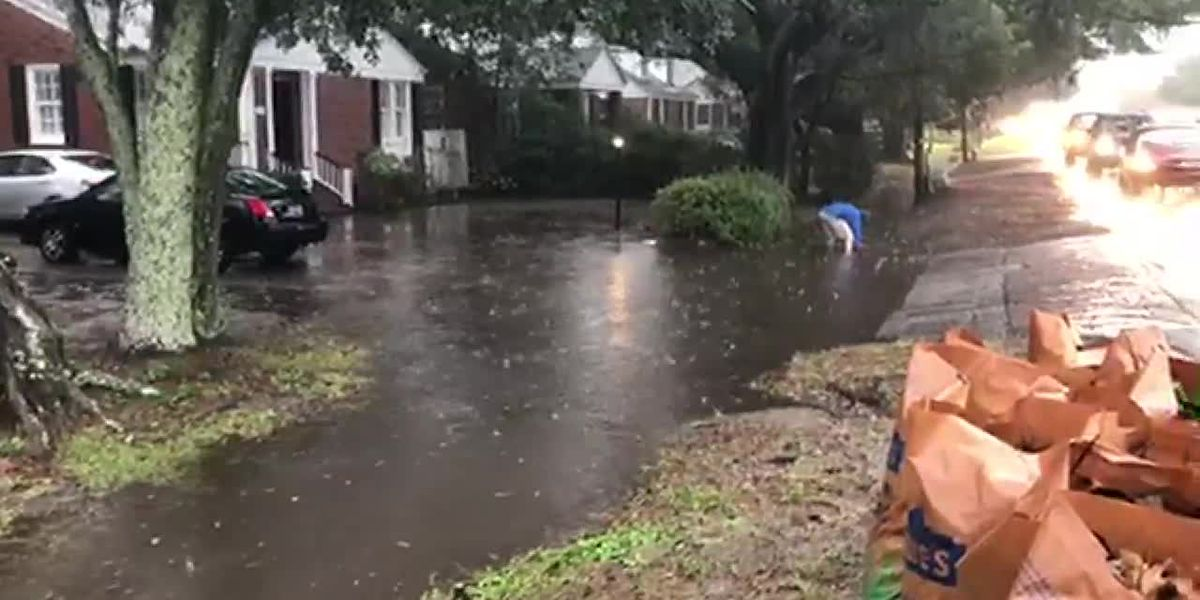 RAW VIDEO: Flooding in Avondale