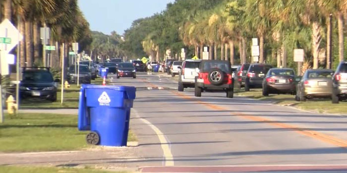 Isle of Palms to permanently get rid of parking spaces