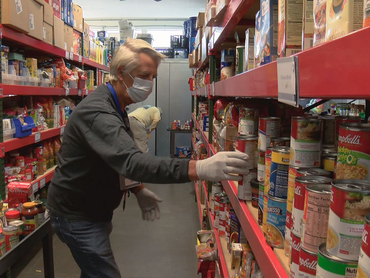Lowcountry Strong: Group distributing food to families in need