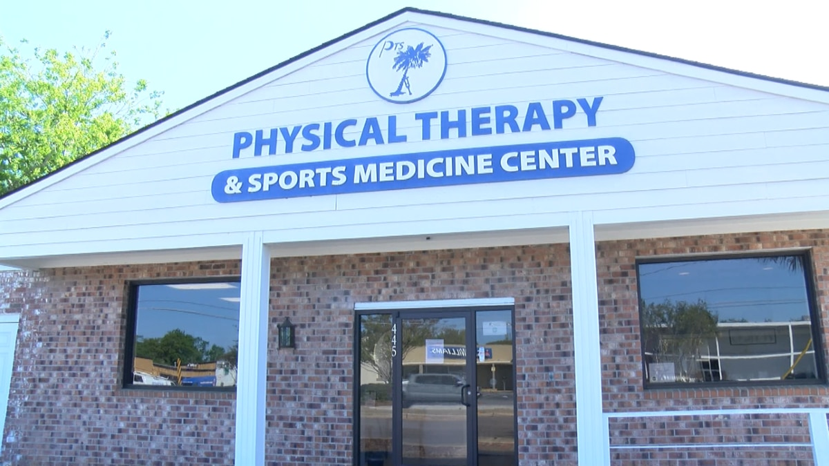 Lowcountry physical therapy practice minimizes contact during COVID-19 crisis