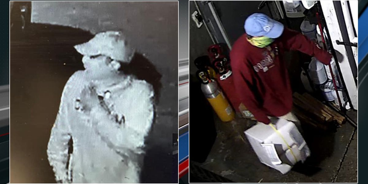 Deputies seek to identify suspect sought in Lowcountry restaurant burglaries
