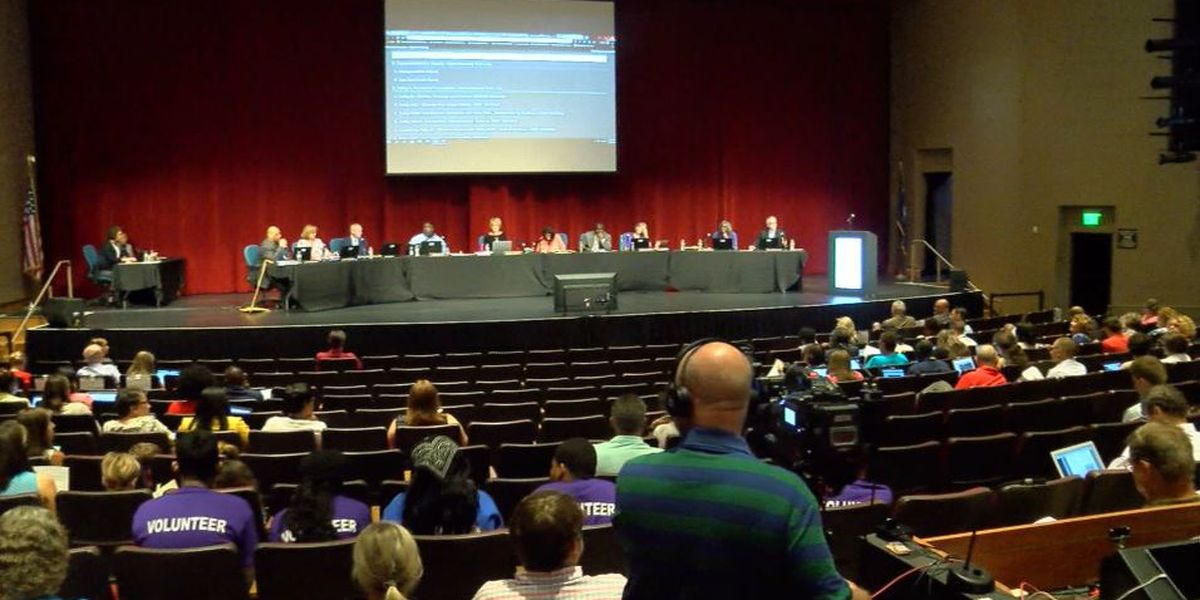 CCSD board member calls town hall meeting about possible school merger