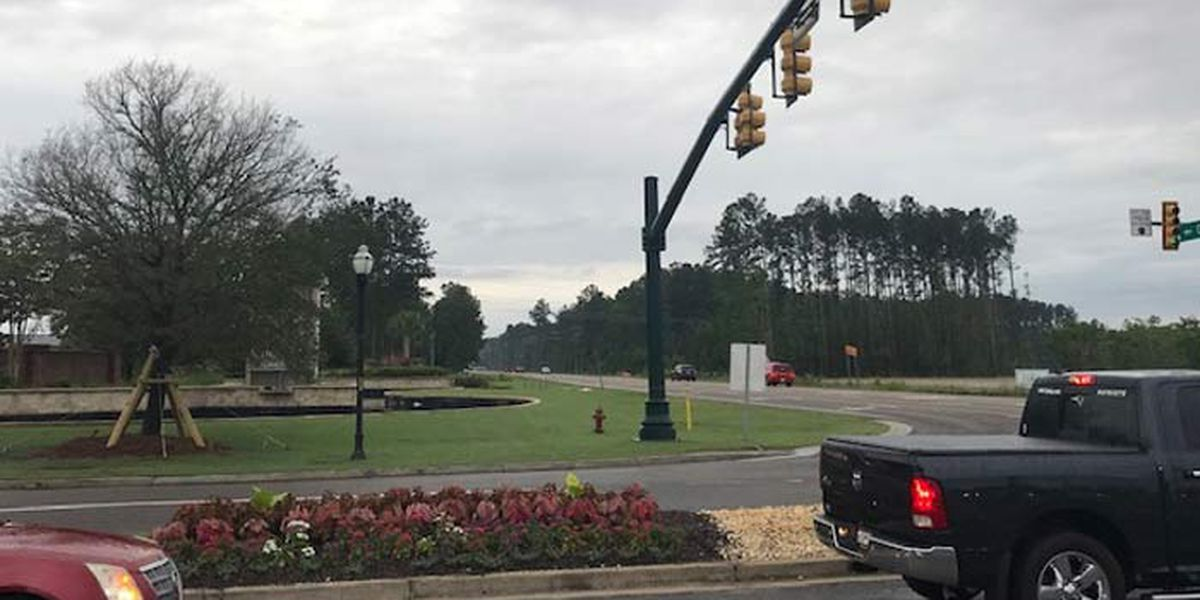 Berkeley Co. School District donates land to help with road widening project