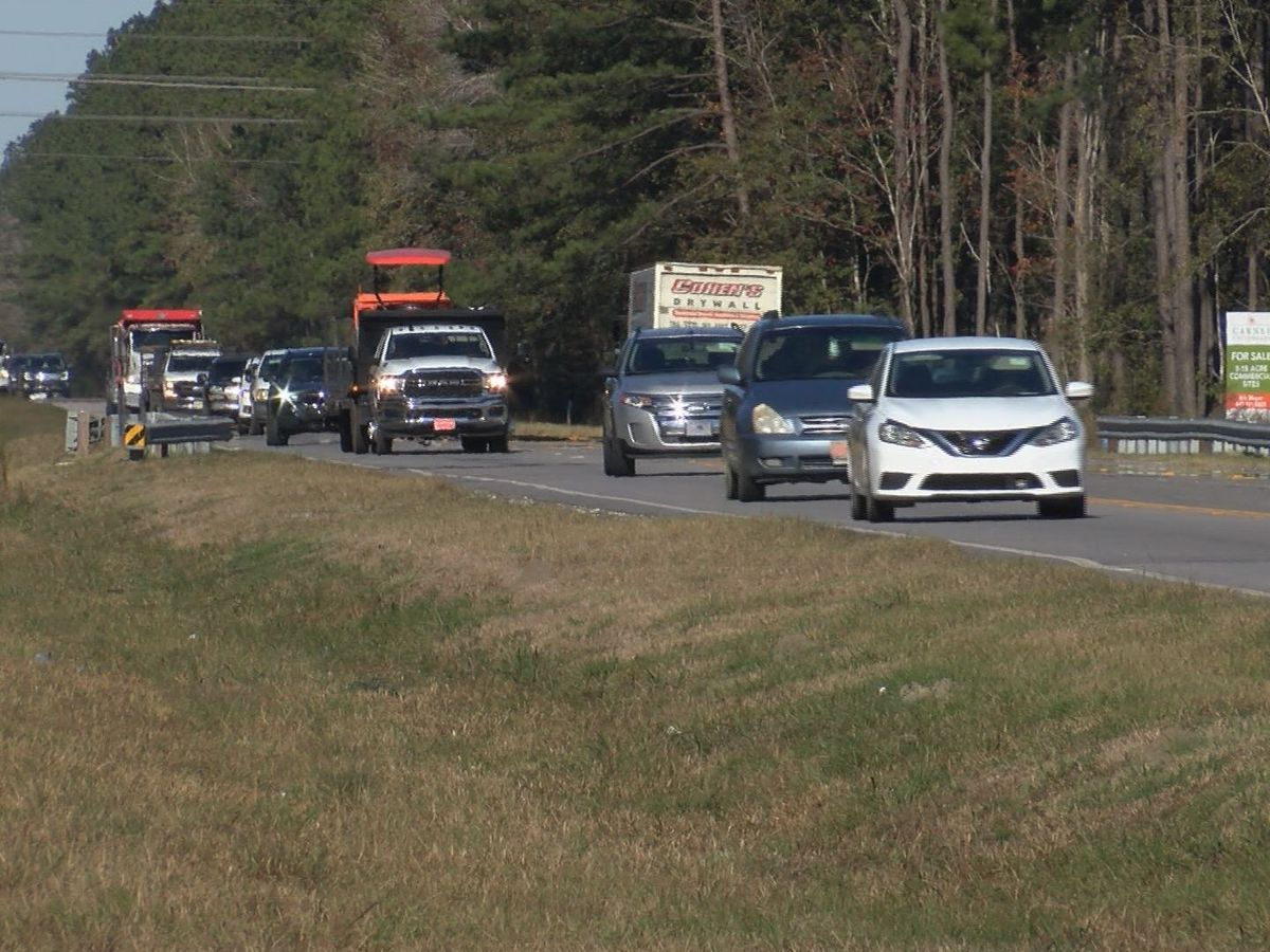 What's Driving You Crazy: Congestion on Highway 176 in Berkeley Co.