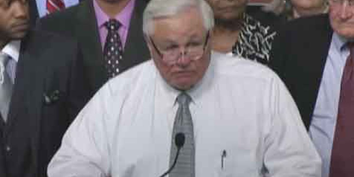 Mayor Summey to be given MUSC Healthy Communities Award Thursday