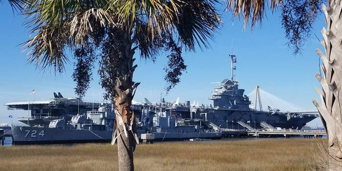Vendors sue Patriots Point Development Authority over postponed NYE event
