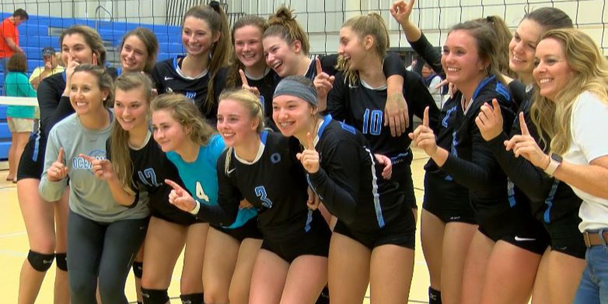 Oceanside Collegiate, Bishop England punch tickets to state finals
