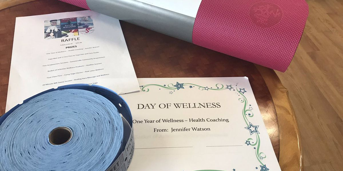 Summerville businesses promote a day of wellness