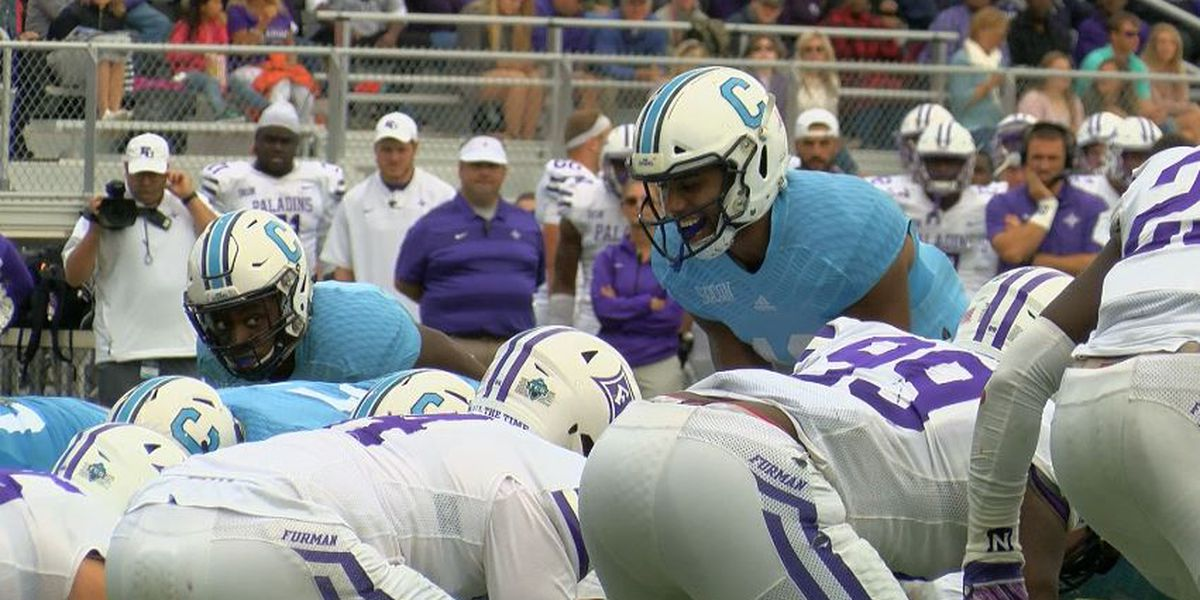 The Citadel can't keep up with Furman, falls to 2-5