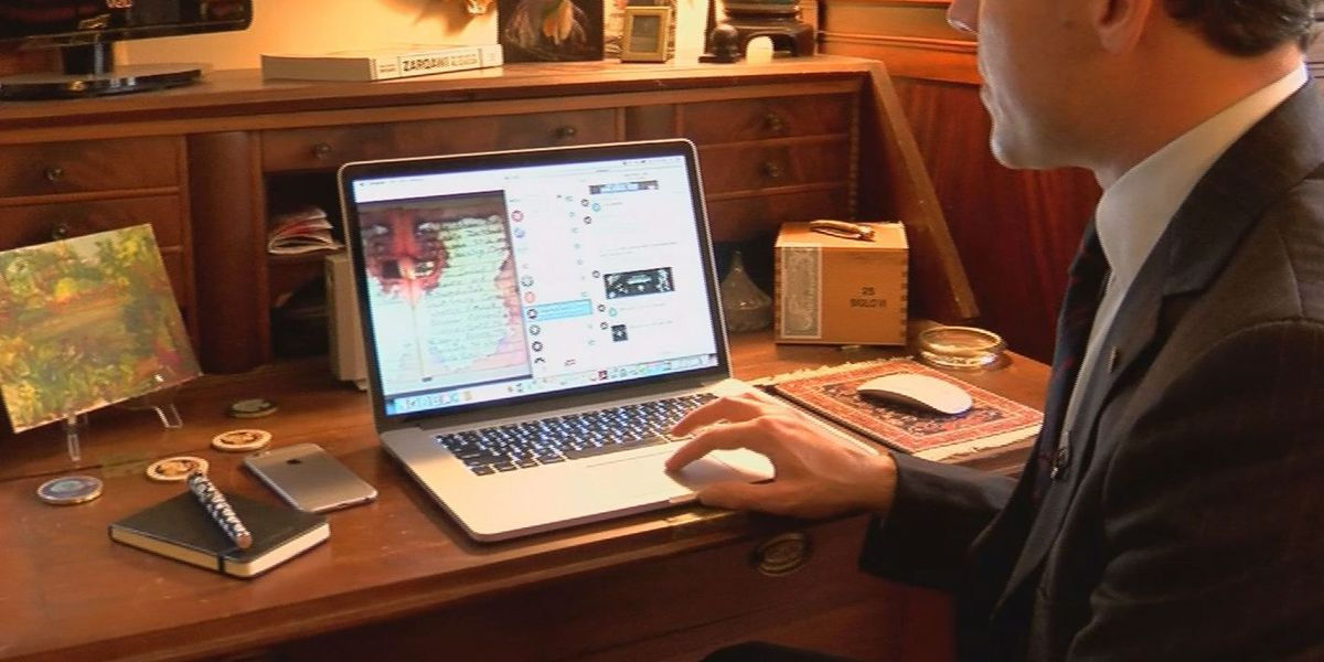 Local terrorism analyst uses social media to monitor Islamic State