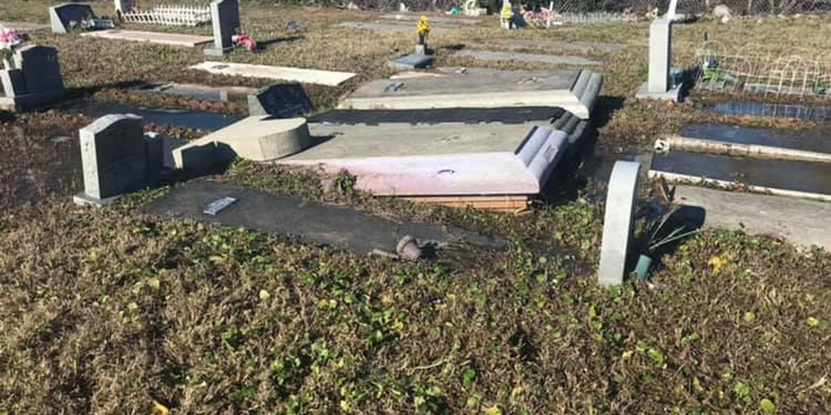 Grave tax to be discussed at public meeting for exposed graves