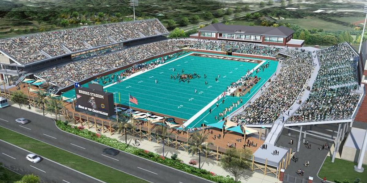ESPN announces Myrtle Beach Bowl to start in 2020