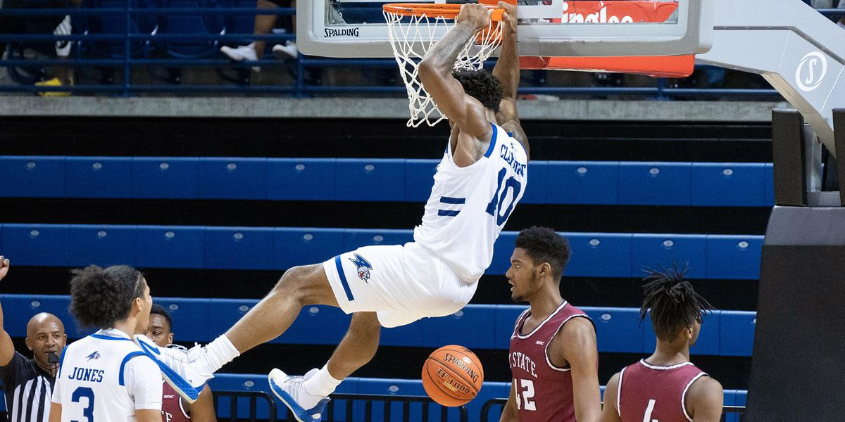 Jones scores 24 to carry UNC-Asheville over SC State 77-56