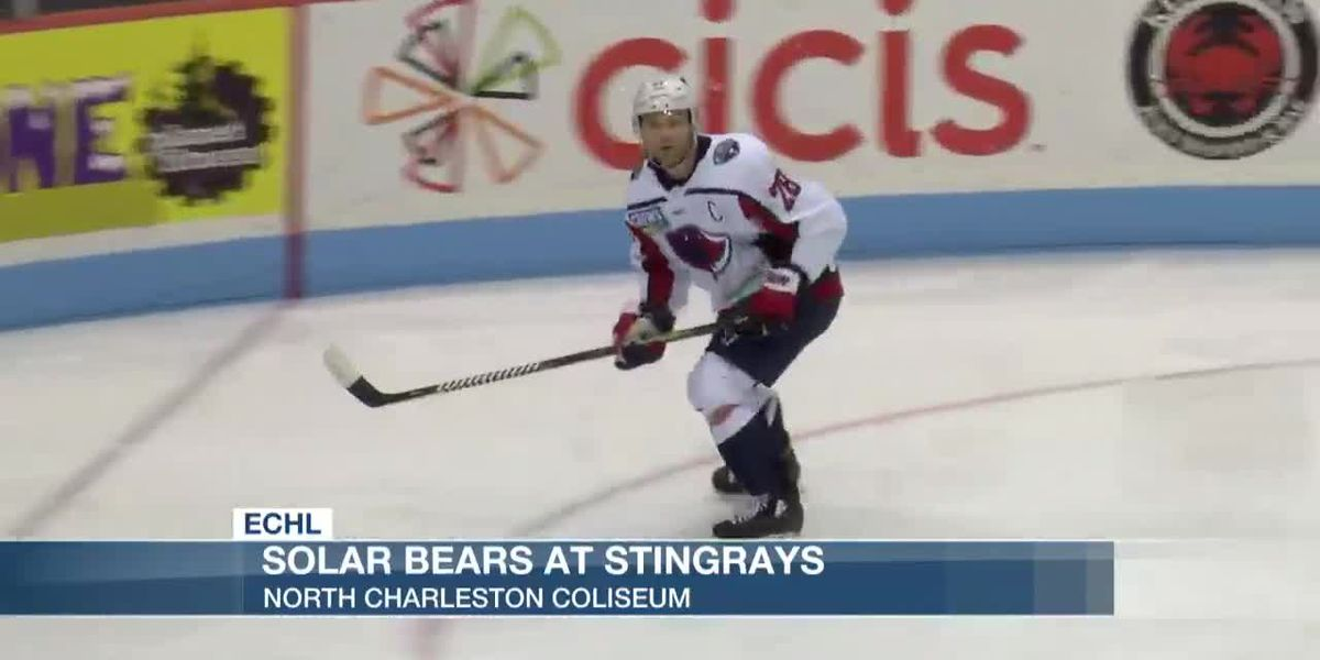 VIDEO: Solar Bears Score Late To Edge Past Stingrays