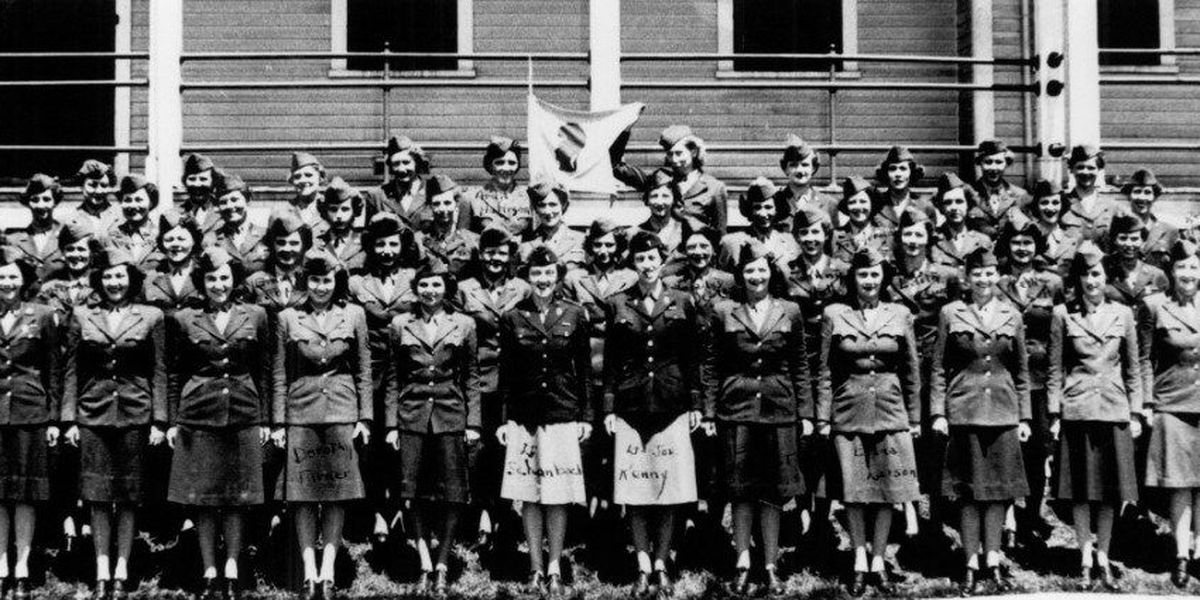 Fort Moultrie saluting first servicewomen on Memorial Day