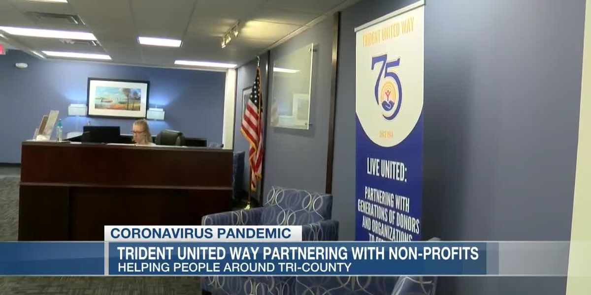 VIDEO: Trident United Way partners with nonprofits to help people affected by COVID-19