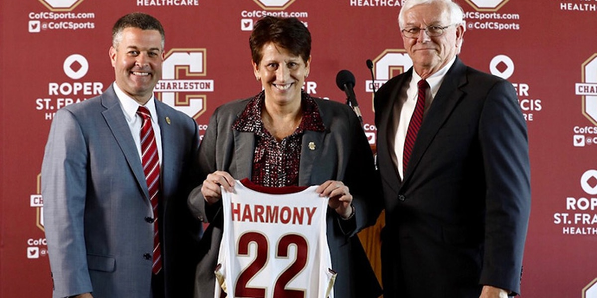 Harmony Ushers In New Era Of College of Charleston Women's Basketball