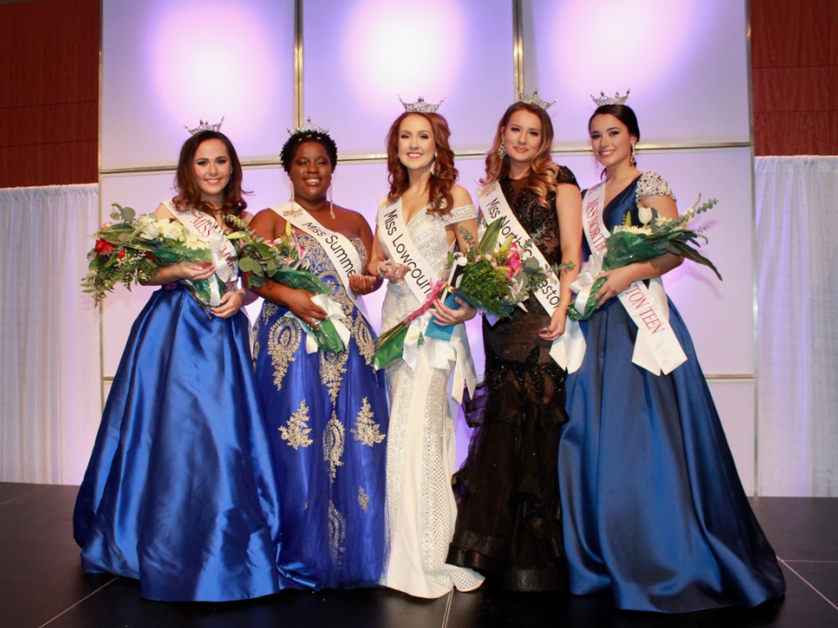 New titleholders crowned to represent the Lowcountry at Miss SC and Miss SC Teen