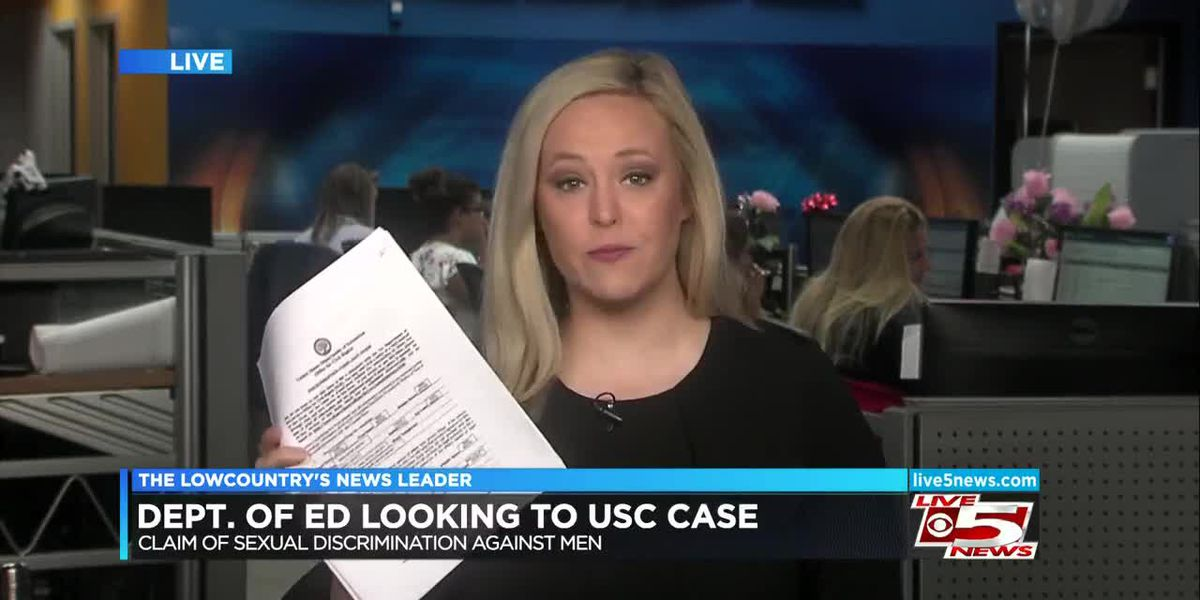 VIDEO: Sexual discrimination complaint filed against USC, claims women are given more rights