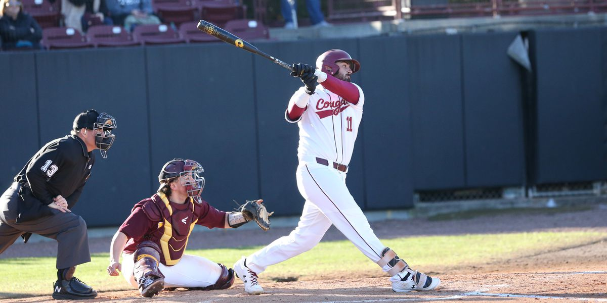 Sechopoulos, Sears Spark Cougars to 5-4 Season-Opening Win Over Iona