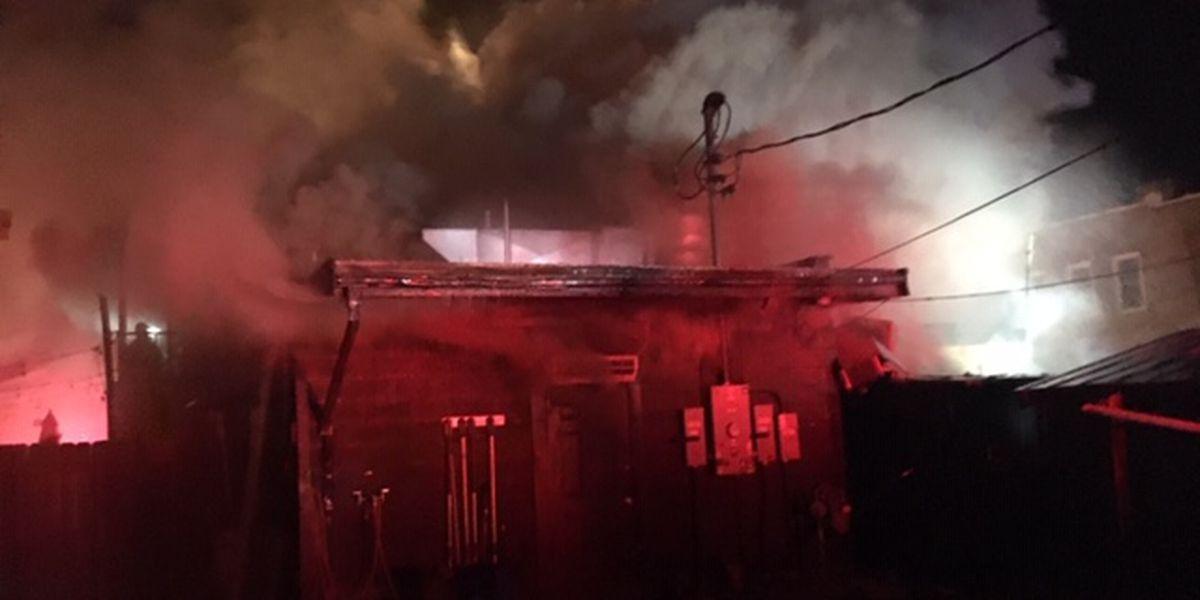 Crews investigating fire at Madra Rua Irish Pub in Park Circle