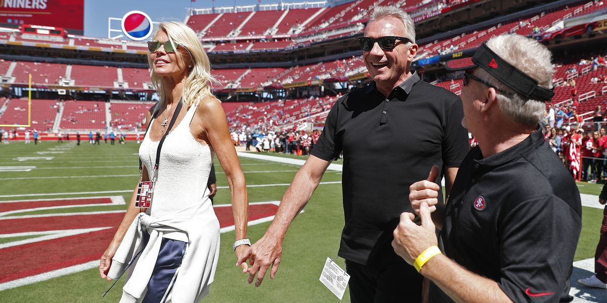 Woman denies attempted kidnapping of Joe Montana's grandchild